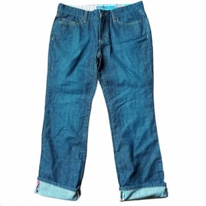 Robert Graham cropped jeans